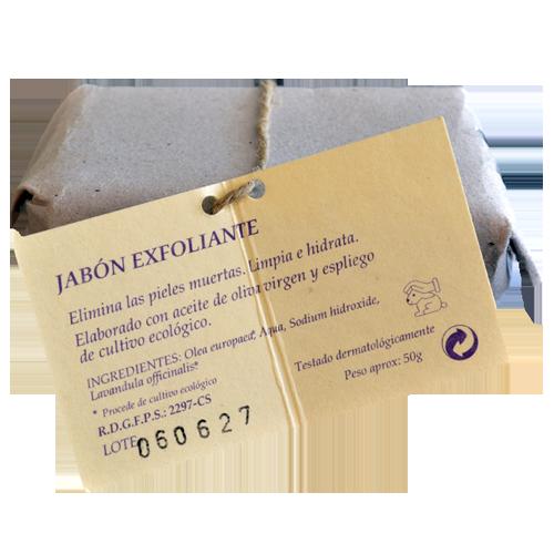 jabon-exfoliante